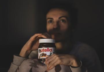Lískooříškový krém Nutella