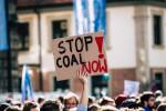 Protesty proti uhelným elektrárnám a spalování uhlí