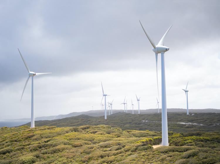 Větrná farma