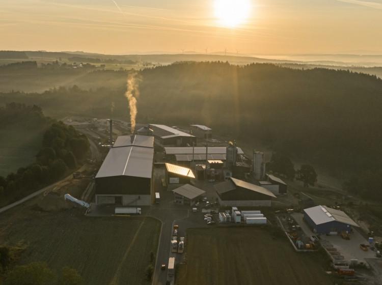 Energetický park Wunsiedel