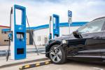 Aral nabíječky na elektromobily