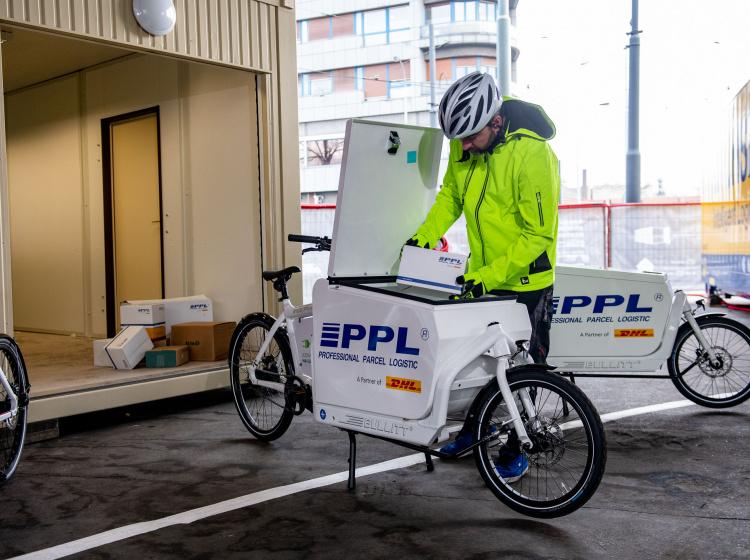 Cyklokurýr PPL