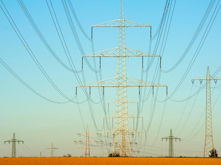 Stožár přenosové soustavy elektřiny