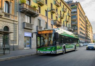 Autobus Solaris Urbino na elektrický pohon