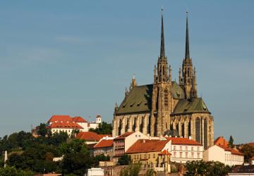 Brno - kostel