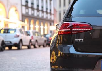 Volkswagen Golf se spalovacím motorem