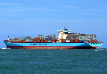 Kontejnerová loď Maersk
