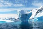 Antarktický mořský led