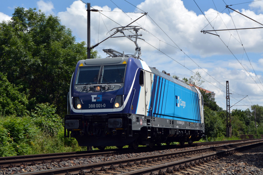 Lokomotiva ČD Cargo