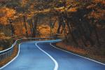 Prázdná silnice
