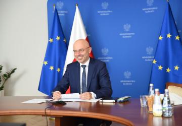 Michał Kurtyka - ministr životního prostředí Polska