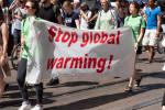 Demonstrace proti nečinnosti vůči globální oteplování