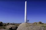 Větrná turbína Vortex Bladeless