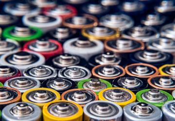 Baterie (ilustrační foto)