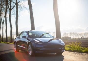 Nejprodávanější elektromobil Tesla 3