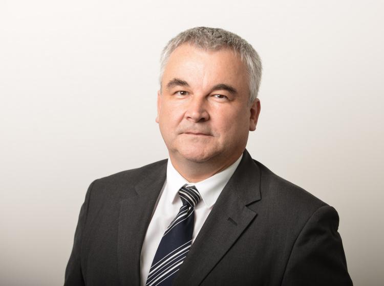 Erik Geuss - ředitel ČIŽP