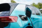 Nabíjení elektromobilu Volkwagen ID