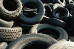 Staré pneumatiky aut
