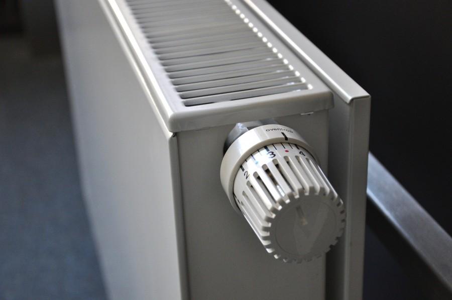 Termostatické hlavice pro snadnou regulaci teploty v místnosti