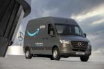 Mercedes-Benz eSprinter s elektrickým pohonem