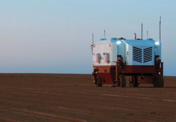 Zemědělský robot