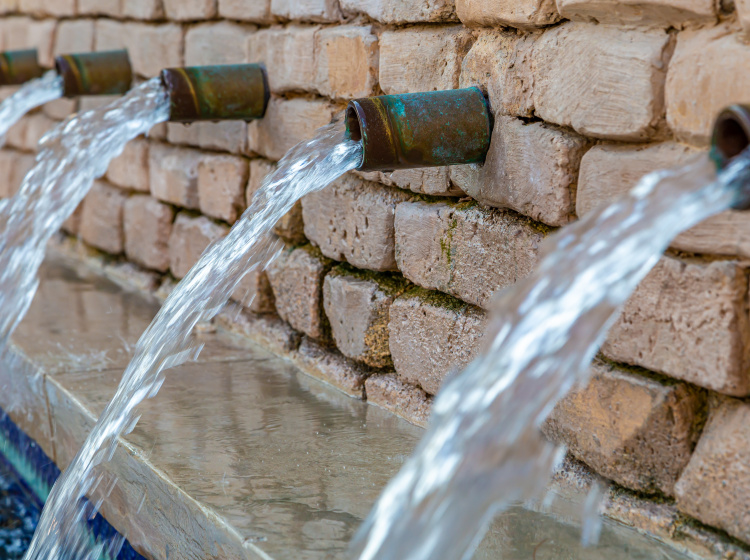 Vodovody s pitnou vodou
