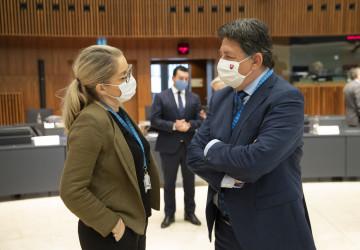 Ministr životního prostředí Ján Budaj