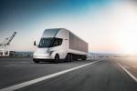 Tesla Semi - elektrický tahač návěsů