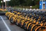 Sdílená kola - bikesharing