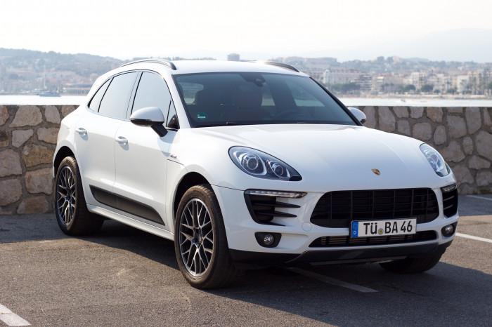 SUV od Porsche