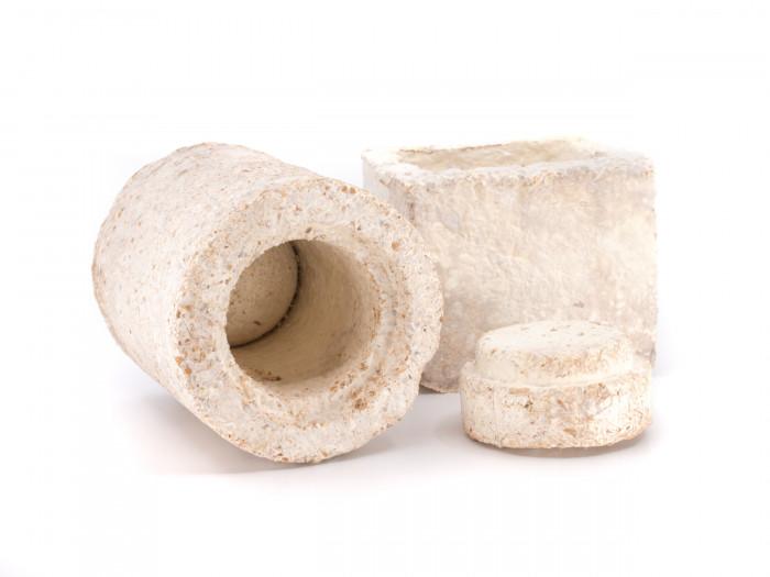 Biodegradabilní materiály Myco