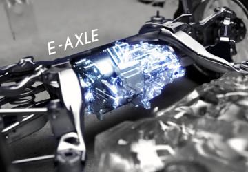 Elektromotor Lexus