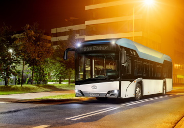 Solaris Urbino 12 na vodík