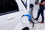 Nabíjení elektrického auta