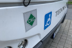 Autobus na CNG - TEDOM