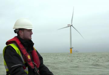 Větrná turbína Iberdrola