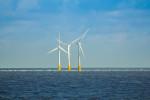 Větrné turbíny na moři