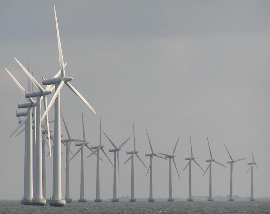 Větrná offshore farma