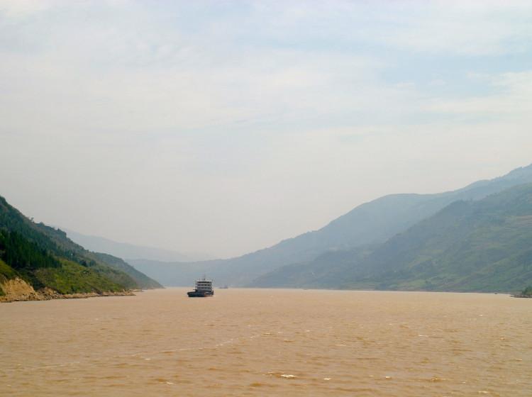 Čínská řeka