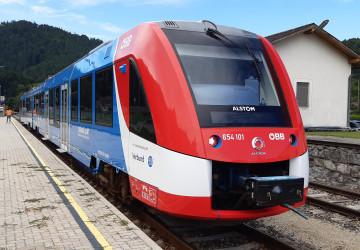 Vodíkový vlak Alstom