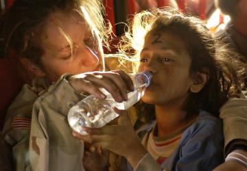 Humanitární pomoc dětem