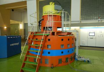 Modernizace technologií elektrárny Slapy