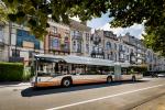 Elektrický kloubový autobus Solaris Urbino