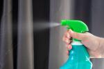 Rozprašování chemických látek v domácnostech