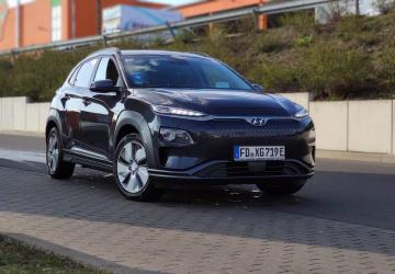 Elektrický Hyundai Kona