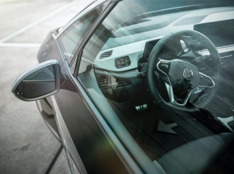 Elektrický Volkswagen ID.3