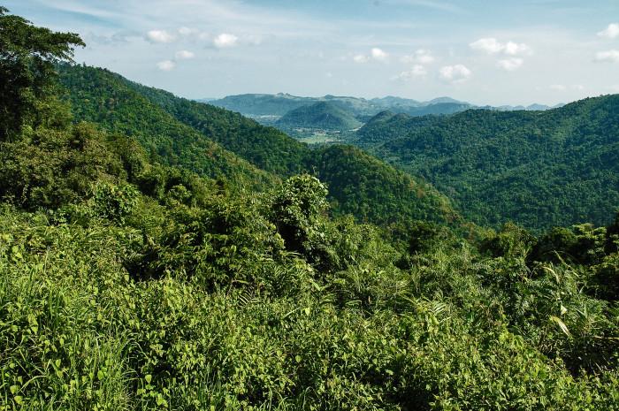 Národní park Khao Yai - Thajsko