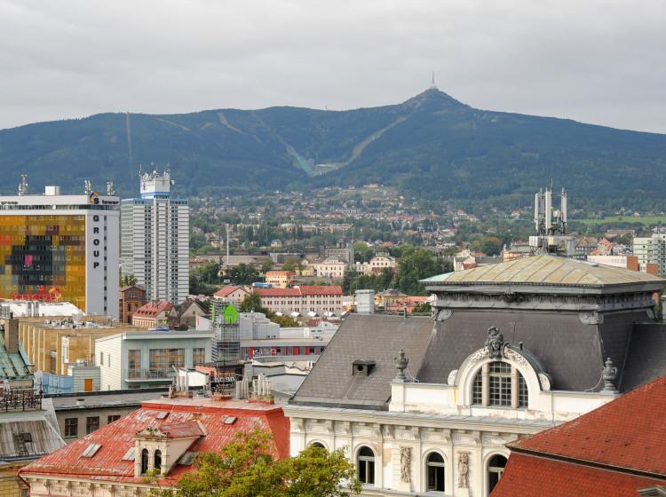 Liberec - Ještěd