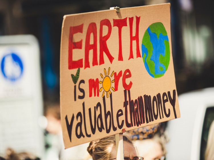 Protesty za ekologii