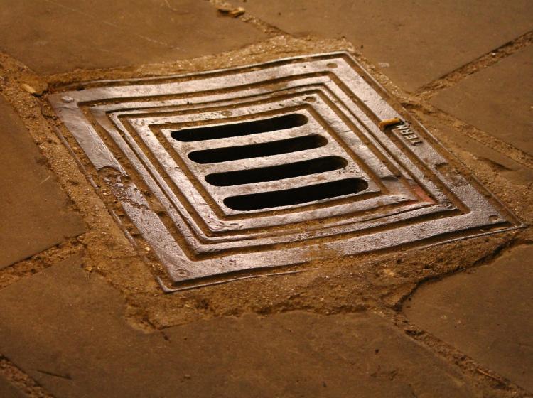 Poklop kanalizace